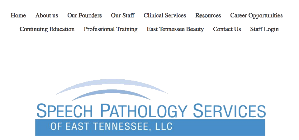 Speech Pathology Services of East Tennessee LLC